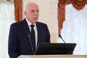 Полпред Президента в СЗФО Гуцан проверил строительство в АОДКБ