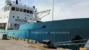 Экспедиция Росгидромета направляется к месту гибели АПЛ «Комсомолец»