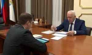 Исполнение приоритетных нацпроетов проверил полномочный представитель президента в Северо-Западном федеральном округе