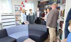 Областные парламентарии обсудили создание модельных библиотек вовсех районах области