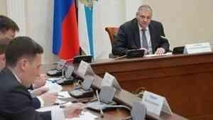 В правительстве Поморья обсудили сроки перевода Северодвинской ТЭЦ-1 на природный газ