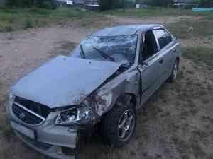 В Котласском районе в ДТП погиб человек