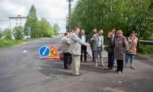 Без замечаний, носрекомендациями: группа общественного контроля проверила ход работ понацпроектам вПриморском районе