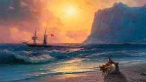 В Архангельске впервые откроется выставка картин Ивана Айвазовского