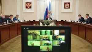 В правительстве Архангельской области обсудили вопросы профилактики наркопреступлений
