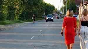 Архангельская набережная может стать свободной от автомобилей по выходным дням