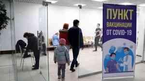 В Поморье увеличено время работы пунктов вакцинации в торговых центрах