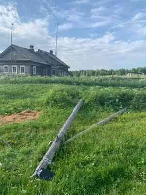 Электромонтер погиб на работе в Приморском районе