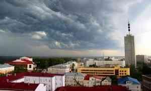 Погода внесла коррективы в программу фестиваля уличных театров