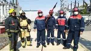 На территории Поморья проходят масштабные учения по ликвидации технологических нарушений на объектах электроэнергетики