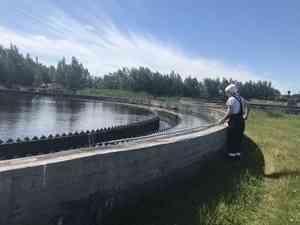 В Архангельске стартовал новый этап в развитии системы водоотведения