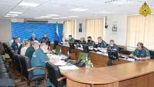 Заместитель главы МЧС России Николай Гречушкин посетил с рабочим визитом Нижегородскую область