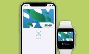 Держатели карт «Мир» Россельхозбанка вАрхангельской области смогут оплачивать покупки спомощью iPhone