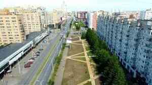 В Архангельске в этом году продолжат обновлять территорию вдоль улицы Воскресенской