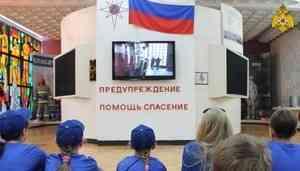 Пожарно-технической выставке ВДЦ «Орленок» 42 года