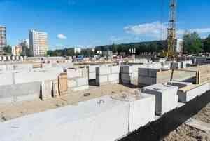 ЖК «МОРЕПАРК» Группы «Аквилон»  в Северодвинске начал расти вверх