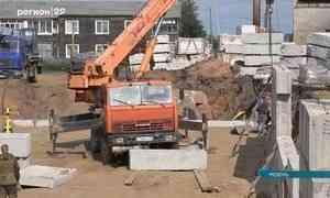 Строительство больницы вМезени идёт сопережением графика