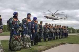 Поисково-спасательная служба МЧС России отмечает 29-летие