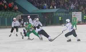 Архангельский «Водник» победил сыктывкарский «Строитель» втоварищеском матче