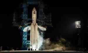 Накосмодром Плесецк для испытаний отправили третью тяжёлую ракету «Ангара»