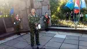Live: День ВДВ в Архангельске