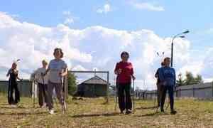 Впервые в Архангельске — бабушкины каникулы