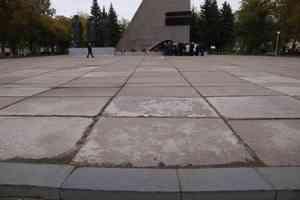 В Архангельске на площади Мира отреставрируют монумент Победы