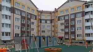 Переселение граждан из аварийного жилья в Северодвинске идет опережающими темпами