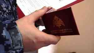 Управление Росгвардии предупреждает жителей Поморья об ответственности за незаконное хранение и ношение оружия