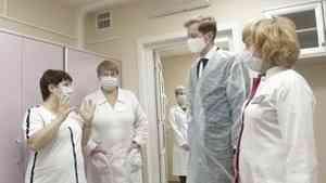 В областном онкодиспансере открылась молекулярно-генетическая лаборатория
