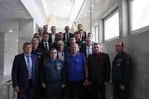 В МЧС России обсудили вопросы развития ведомственной робототехники
