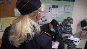 Росгвардейцы в Архангельской области обследовали избирательные участки накануне выборов