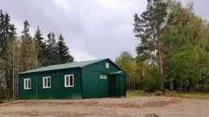 Минлеспром региона ведет работу по обновлению материальной базы лесничеств Поморья