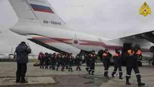 Дальневосточные спасатели проходят международную аттестация по методологии INSARAG