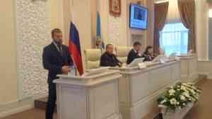 Про деньги и не только: компания «Технопарк» ответила на вопросы депутатов Поморья