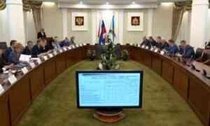 Исполнение областного бюджета этого года стало темой обсуждения назаседании Правительства региона