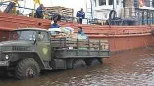Малая каботажная навигация в Белом море закончилась