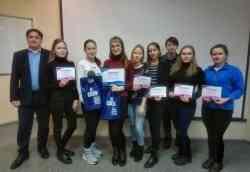 Центром социальной работы САФУ проведен конкурс социальной рекламы «Я выбираю жизнь»