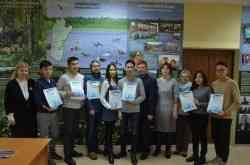 Студенты-пиарщики СВФУ завершили обучение вАрхангельске