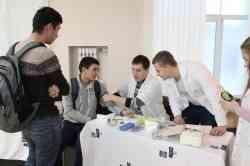 30ноября студенты САФУ приняли участие вакции «МызаЗОЖ: городок здоровья»