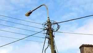 В Архангельске продолжается работа по модернизации уличного освещения