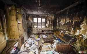 Подвела электропроводка: в каргопольской деревне из-за пожара без жилья остались восемь человек