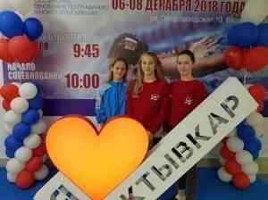 Стартовали всероссийские соревнования по плаванию среди юношей и девушек