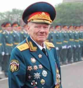 Ушел из жизни Дмитрий Иванович Михайлик