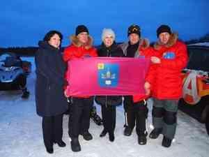 Снегоходный пробег по российской Арктике стартовал из Мурманска