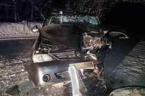 В Онежском районе столкнулись две машины: два человека травмированы