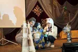 Отключение электричества как приятный сюрприз: рождественский утренник прошел в архангельской Маймаксе