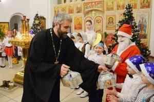 Рождественскую пьесу «Морозко» поставили юные прихожане церкви архангельского Сульфата