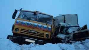 За сутки в Архангельской области в четырех ДТП шесть человек получили травмы