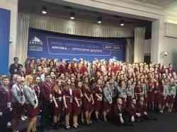 Открыт набор волонтеров на форум «Арктика — территория диалога»